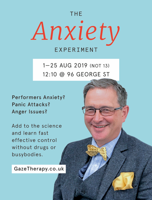 Gaze Therapy Fringe