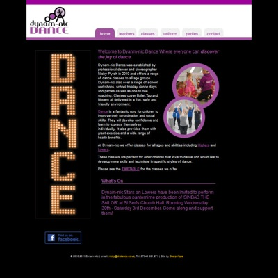 Dynam-nic Dance