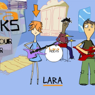 CBBC: Lararocks!
