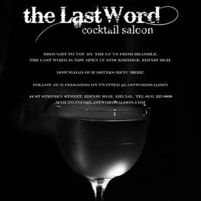 The Last Word Saloon