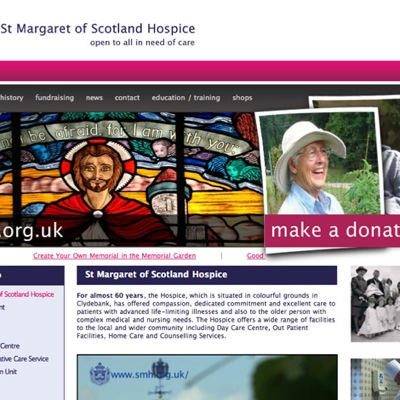 St Margaret's of Scotland Hospice