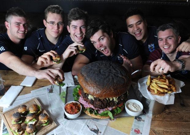 Hamiltons Burger