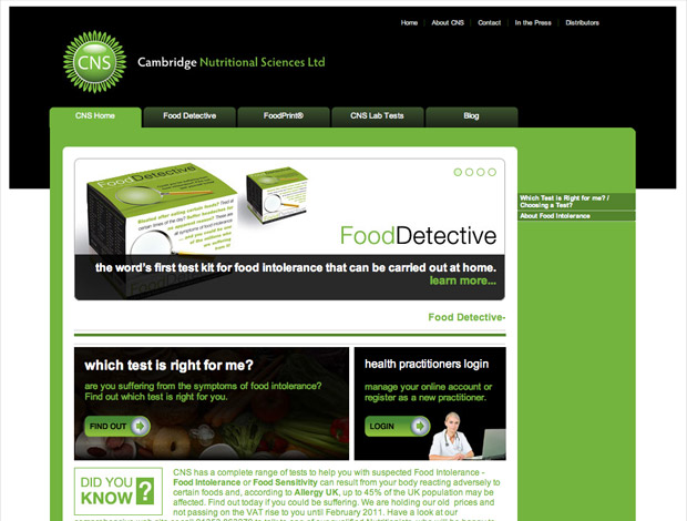 Cambridge Nutritional Sciences Ltd