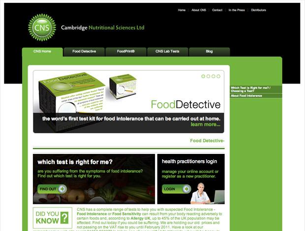 Cambridge Nutritional Sciences Ltd