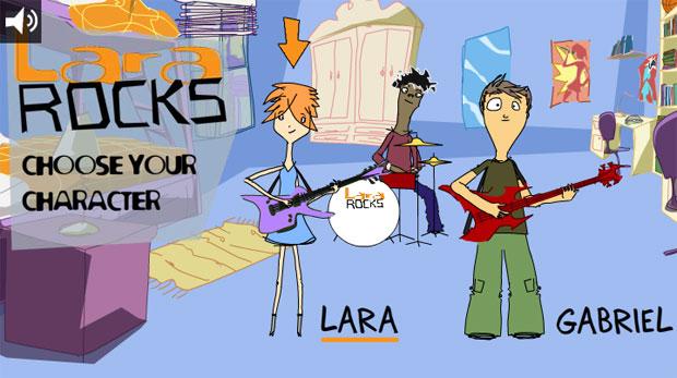 LaraRocks