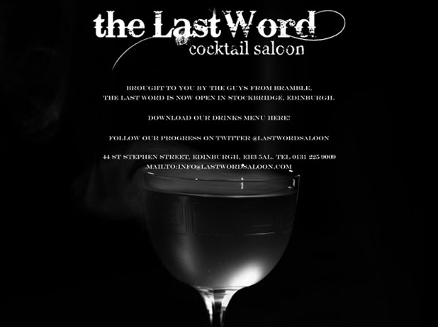 Last Word Saloon