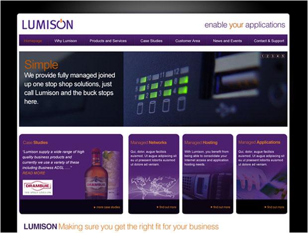 Lumison rebrand complete