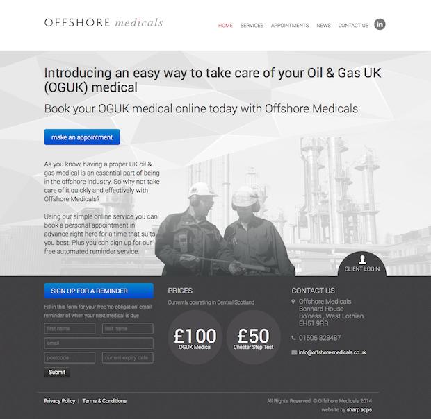 Offshore Medicals Image